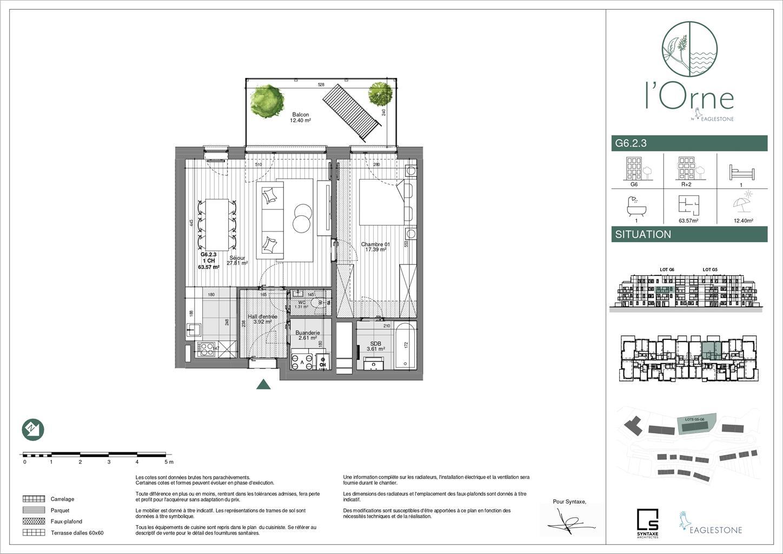 Appartement - Mont-Saint-Guibert - #4270920-1