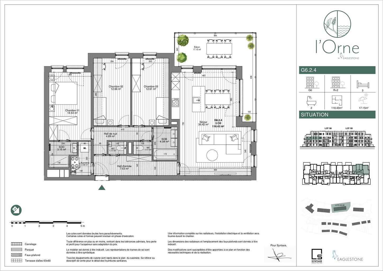 Appartement - Mont-Saint-Guibert - #4270921-1