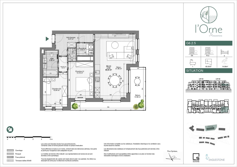 Appartement - Mont-Saint-Guibert - #4270922-1