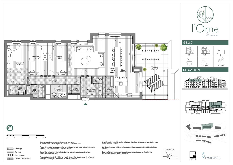 Appartement - Mont-Saint-Guibert - #4270924-1