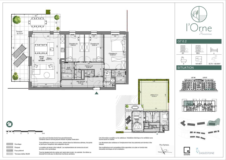Appartement - Mont-Saint-Guibert - #4270927-0
