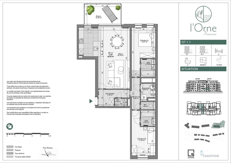 Appartement - Mont-Saint-Guibert - #4270928-0