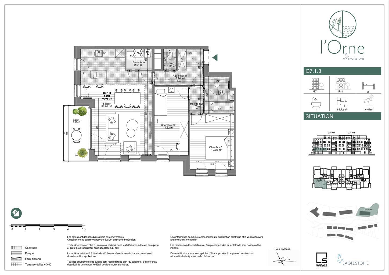 Appartement - Mont-Saint-Guibert - #4270930-0