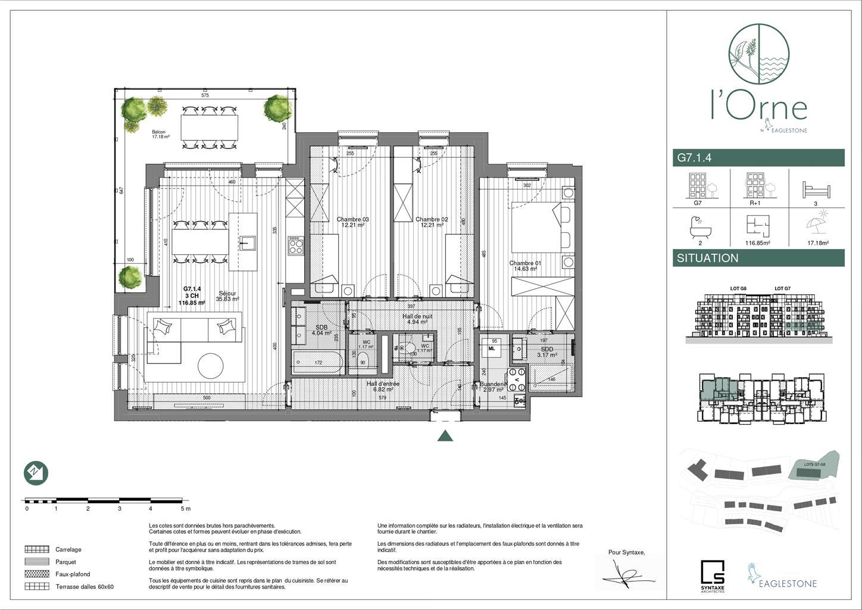 Appartement - Mont-Saint-Guibert - #4270932-0