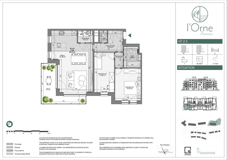 Appartement - Mont-Saint-Guibert - #4270936-0