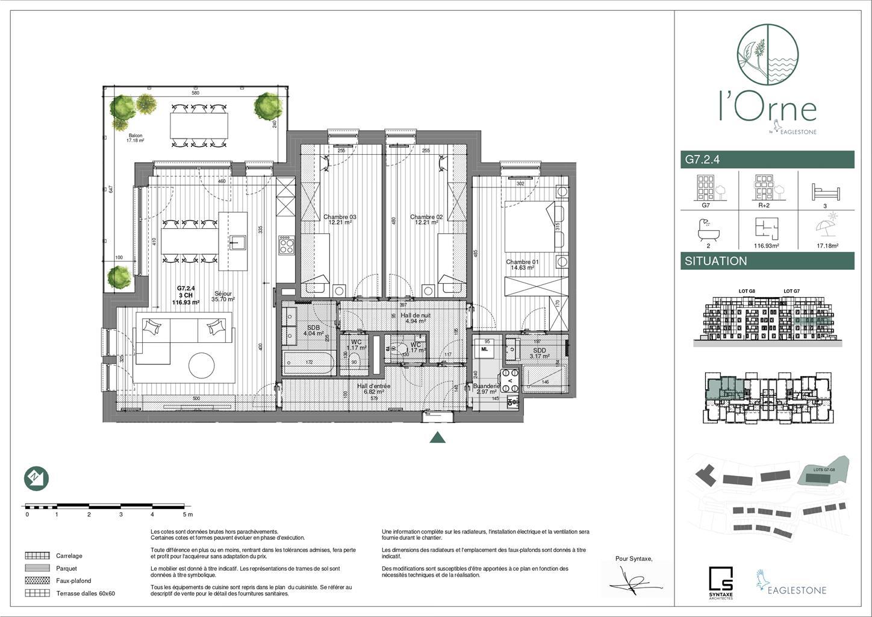 Appartement - Mont-Saint-Guibert - #4270937-0