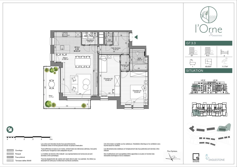 Appartement - Mont-Saint-Guibert - #4270942-0