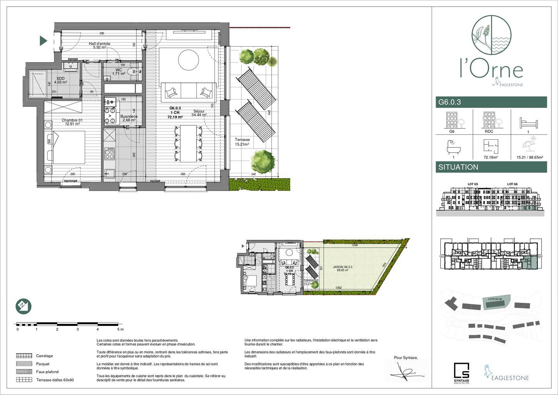 Appartement - Mont-Saint-Guibert - #4273092-0