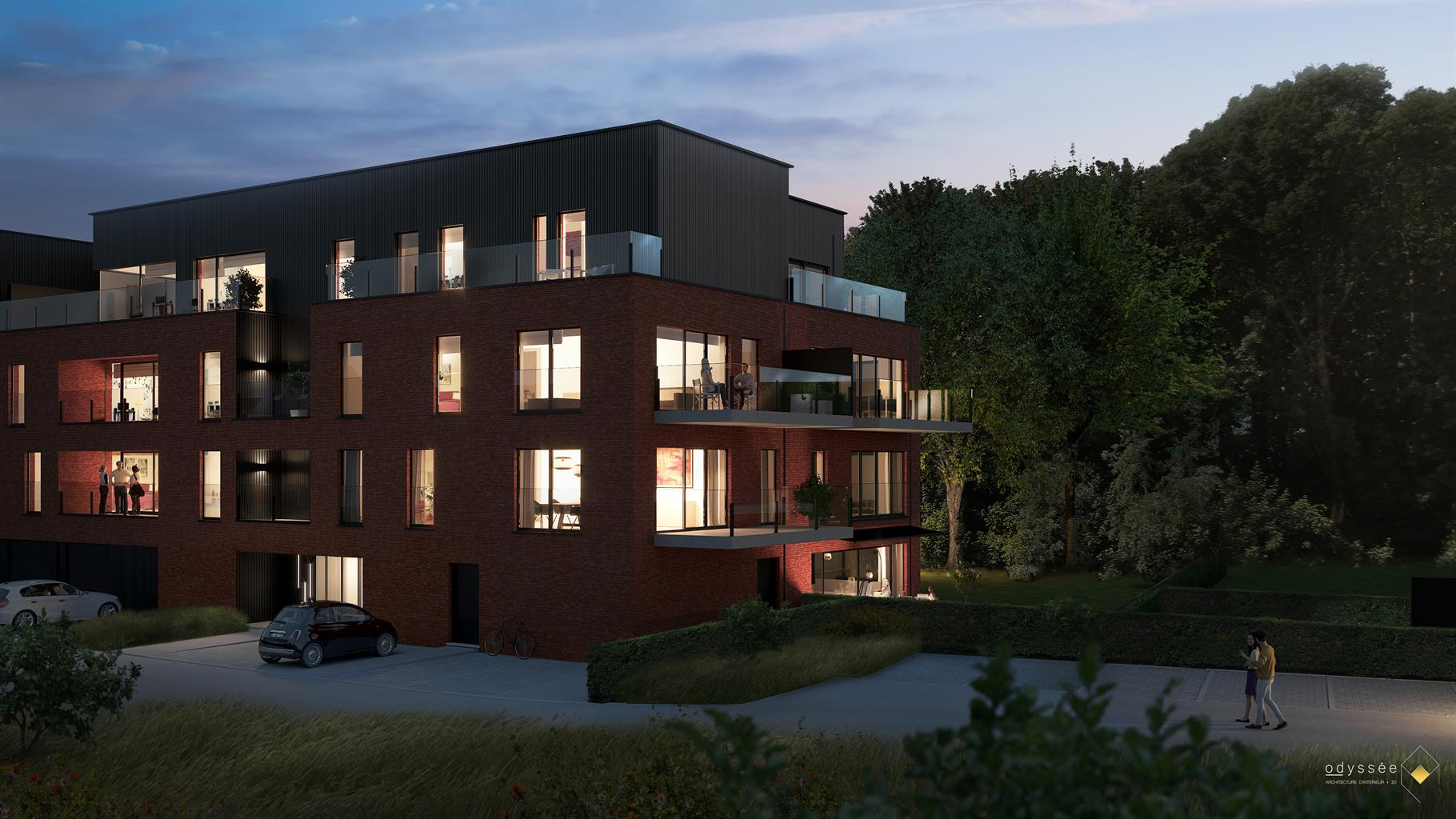 Appartement - Mont-Saint-Guibert - #4273092-6