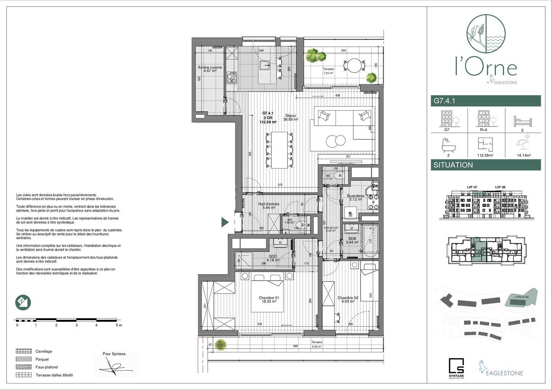 Appartement - Mont-Saint-Guibert - #4273684-0
