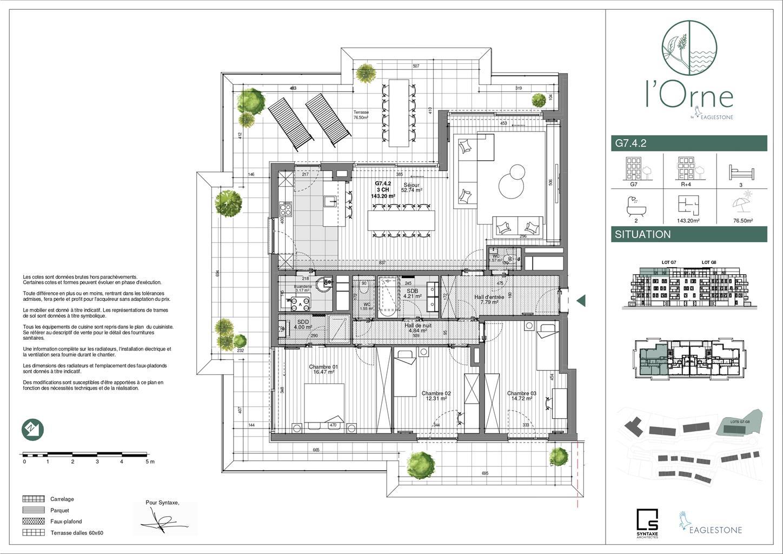Appartement - Mont-Saint-Guibert - #4273717-0