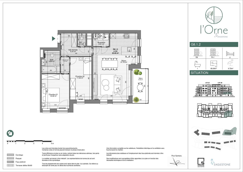 Appartement - Mont-Saint-Guibert - #4273727-0