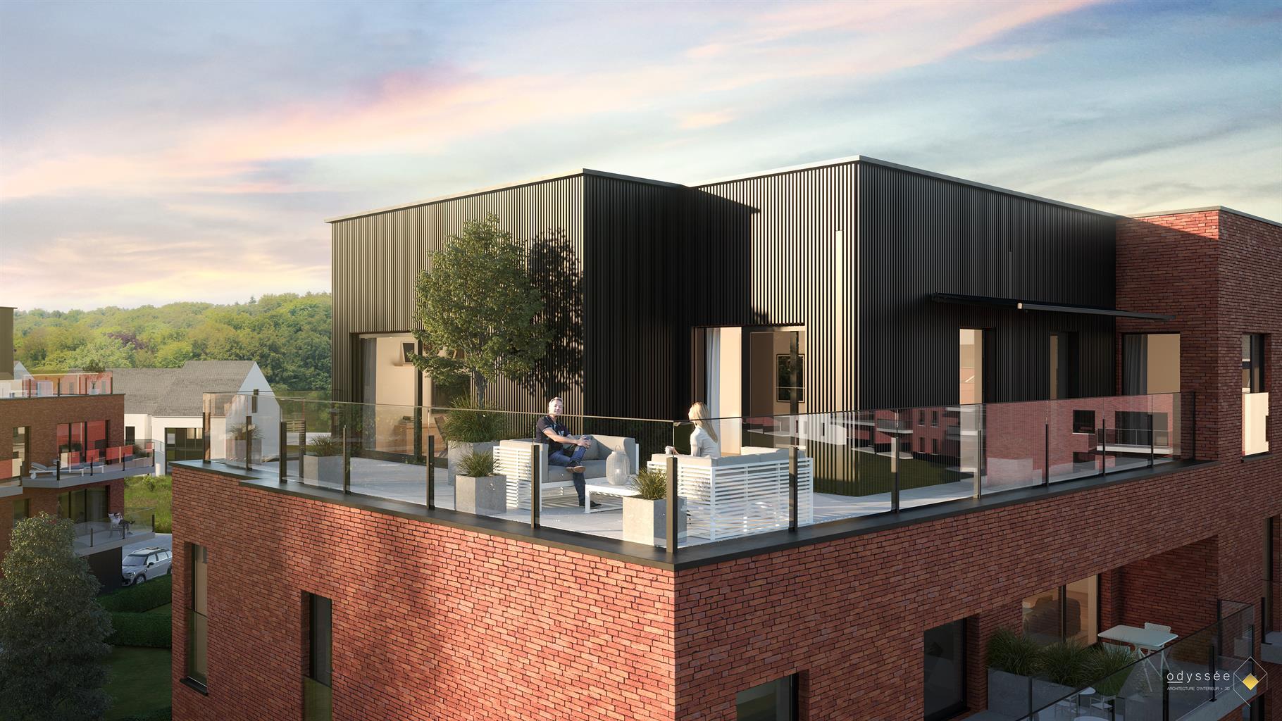 Appartement - Mont-Saint-Guibert - #4273727-8