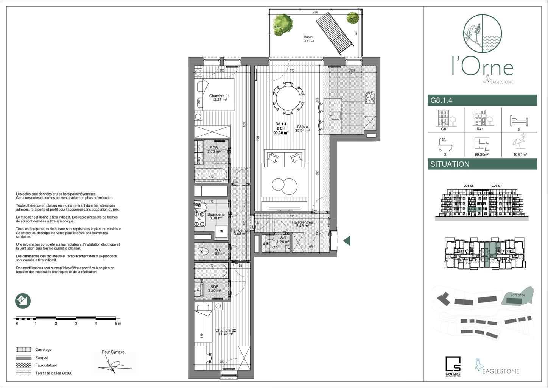 Appartement - Mont-Saint-Guibert - #4273730-0