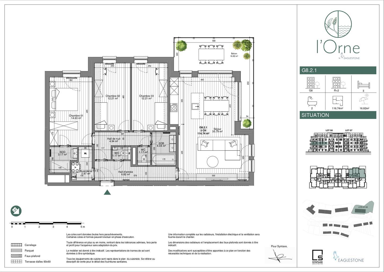 Appartement - Mont-Saint-Guibert - #4273731-0