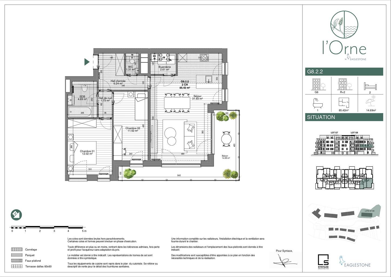 Appartement - Mont-Saint-Guibert - #4273732-0