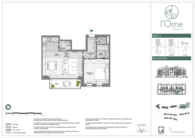 Appartement - Mont-Saint-Guibert - #4273733-0