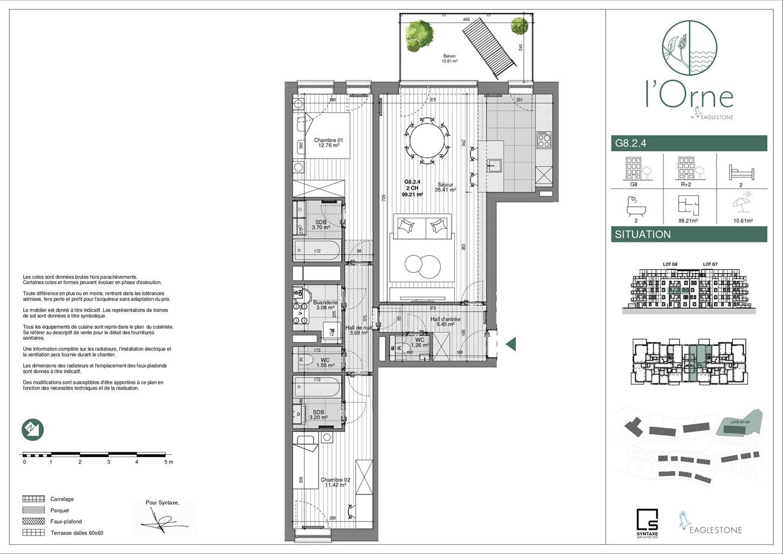 Appartement - Mont-Saint-Guibert - #4273734-0