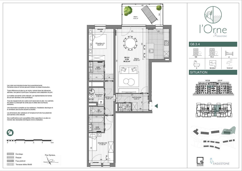 Appartement - Mont-Saint-Guibert - #4273735-0