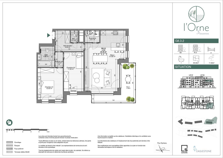 Appartement - Mont-Saint-Guibert - #4273738-0