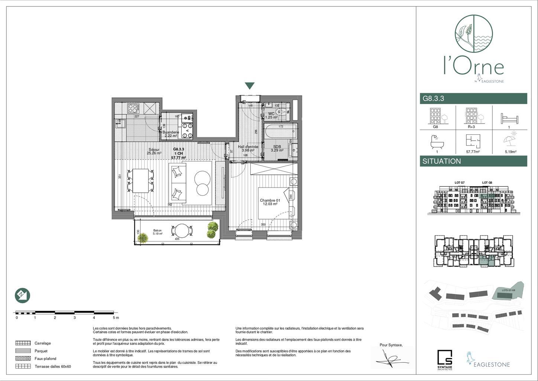 Appartement - Mont-Saint-Guibert - #4273739-0