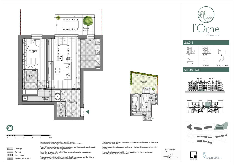 Appartement - Mont-Saint-Guibert - #4273744-0