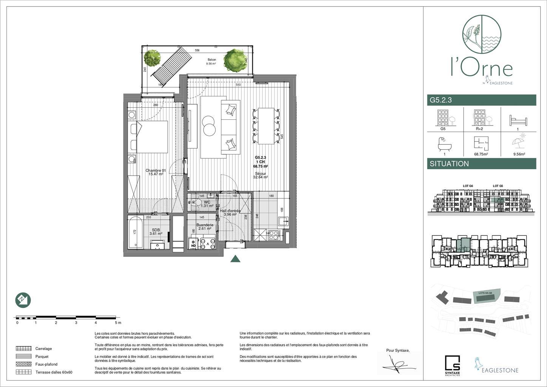 Appartement - Mont-Saint-Guibert - #4281832-0