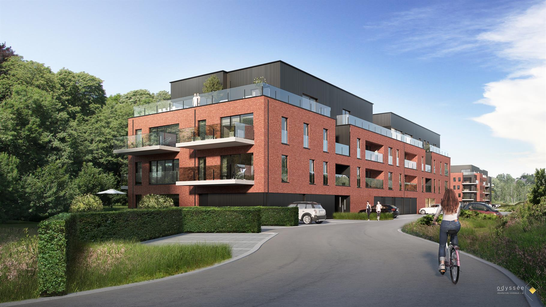 Appartement - Mont-Saint-Guibert - #4281835-1