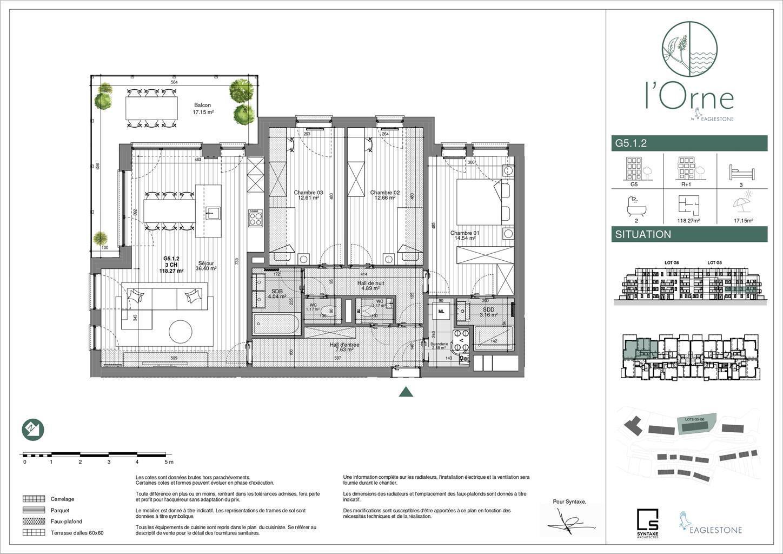 Appartement - Mont-Saint-Guibert - #4281835-0