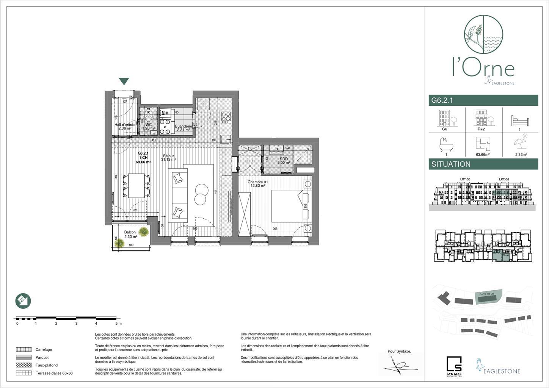 Appartement - Mont-Saint-Guibert - #4281862-0