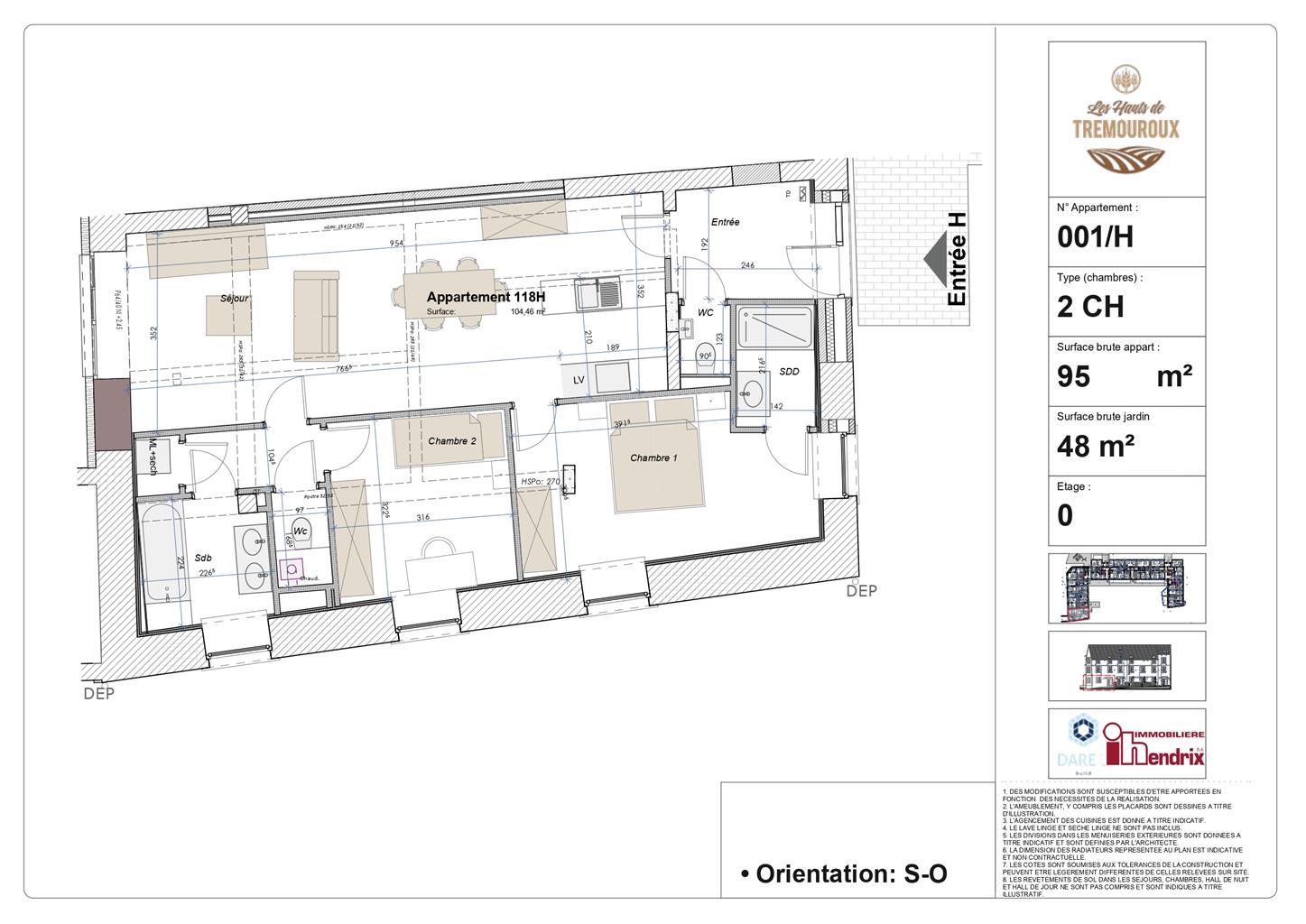 Appartement - Perwez - #4306711-0