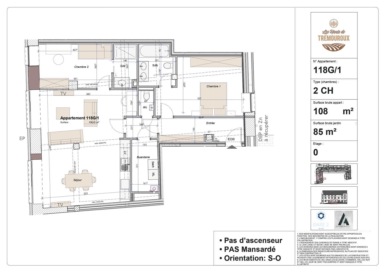 Appartement - Perwez - #4306833-0
