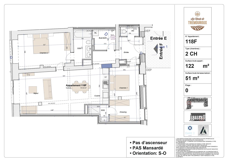 Appartement - Perwez - #4306875-0