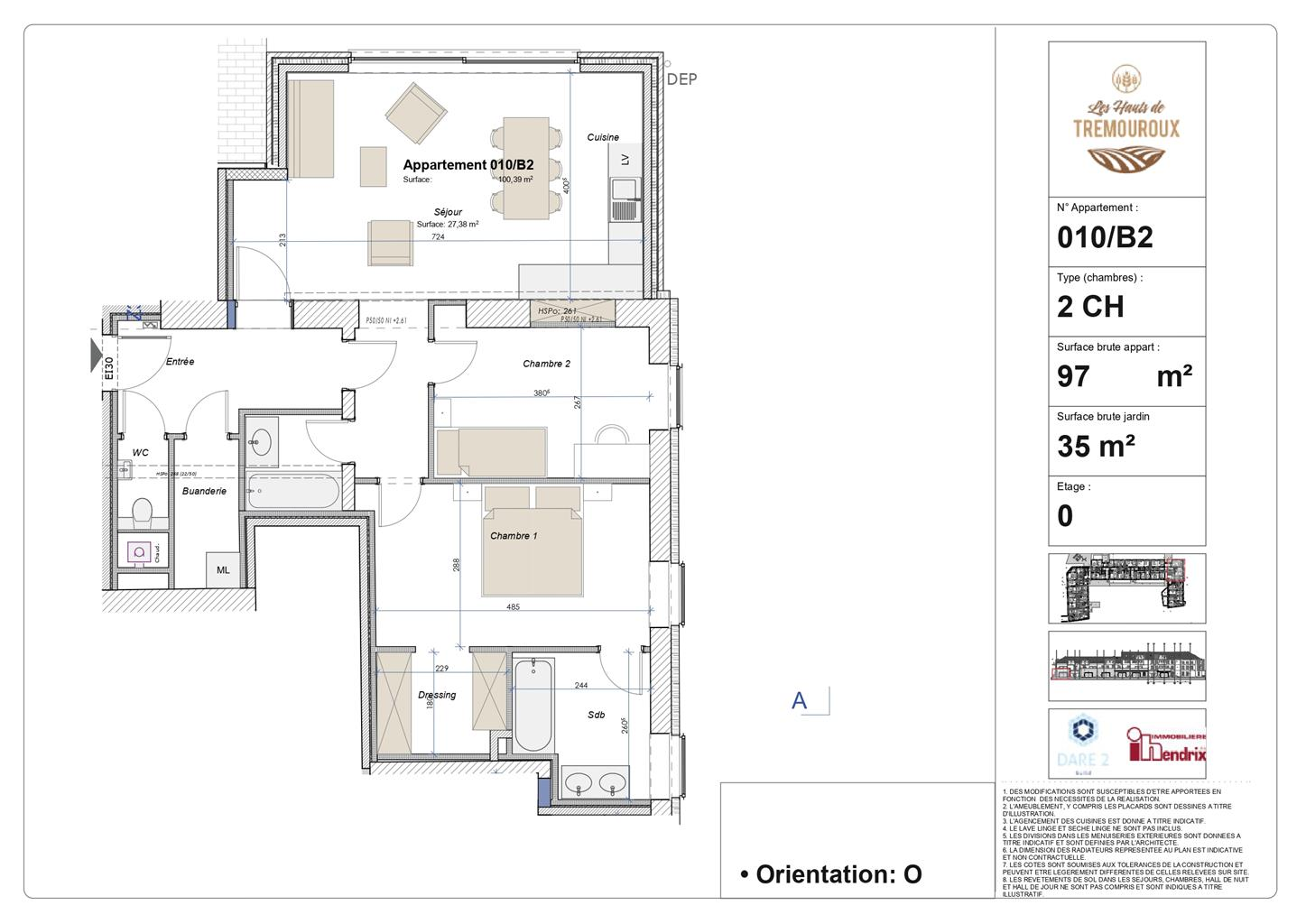 Appartement - Perwez - #4307079-0