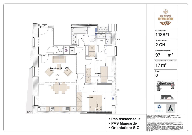 Appartement - Perwez - #4307094-0
