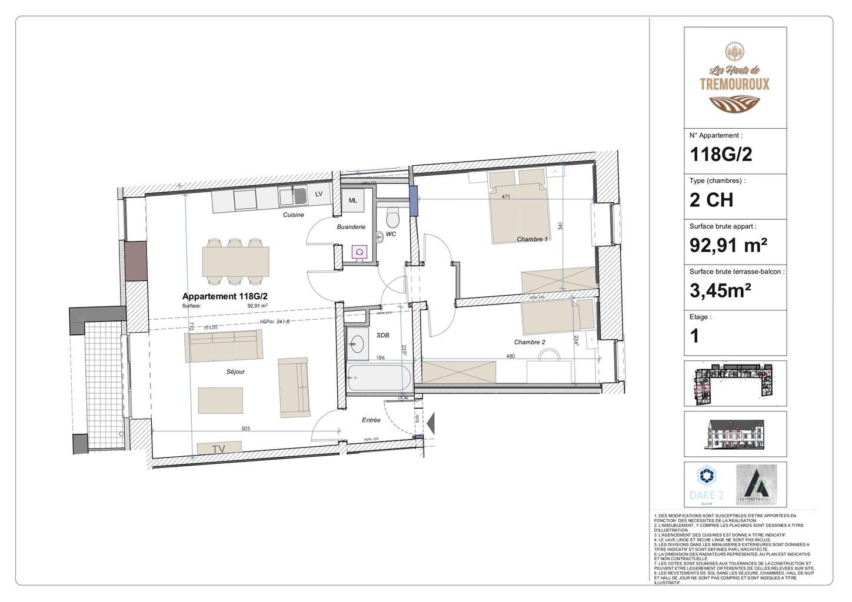 Appartement - Perwez - #4307162-0