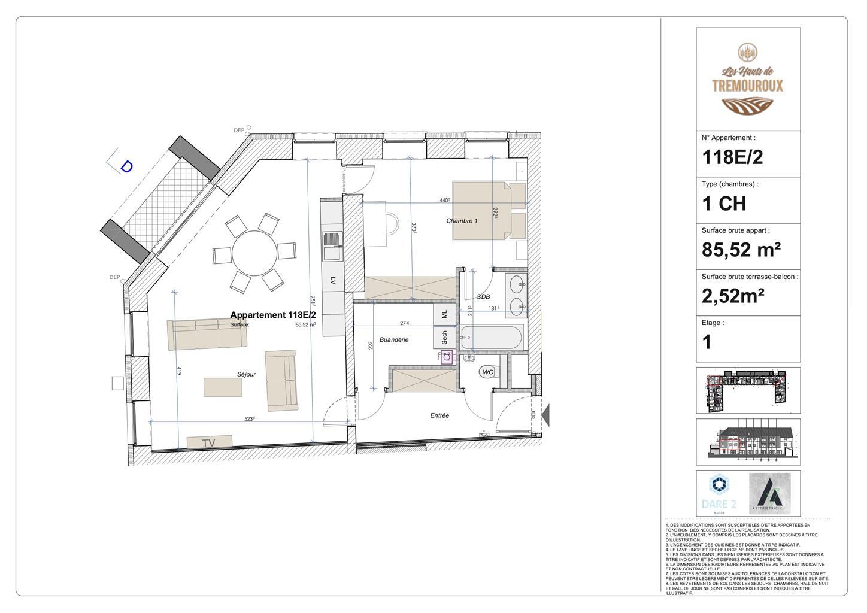 Appartement - Perwez - #4307183-3