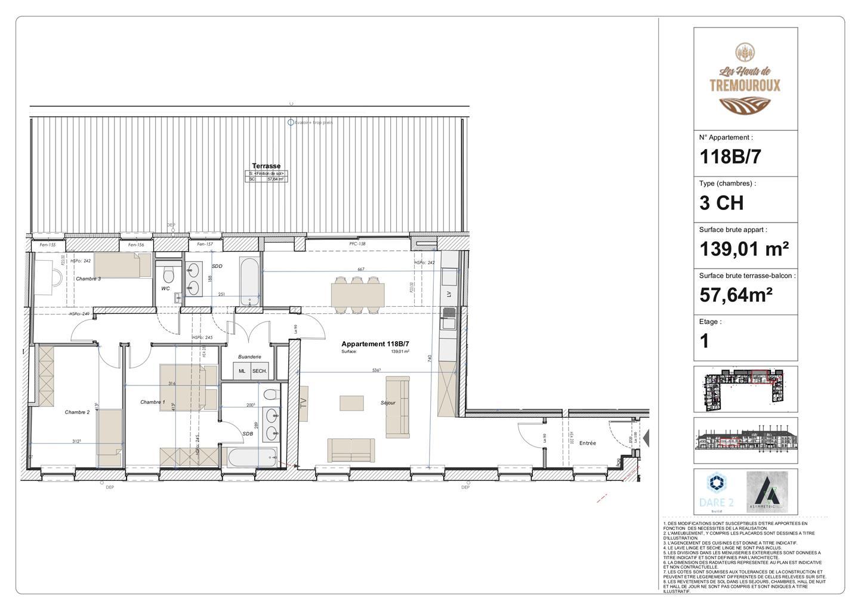 Appartement - Perwez - #4307231-3