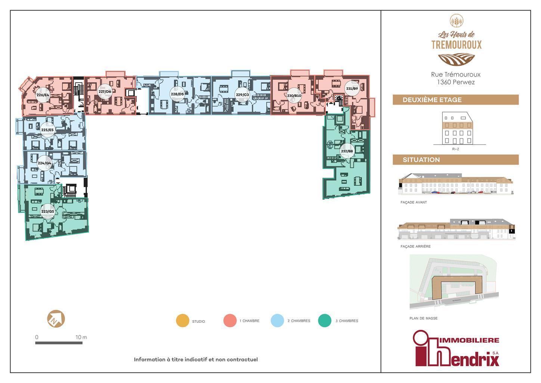 Appartement - Perwez - #4307231-18