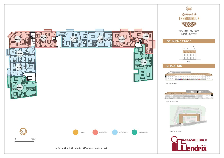 Appartement - Perwez - #4307231-22
