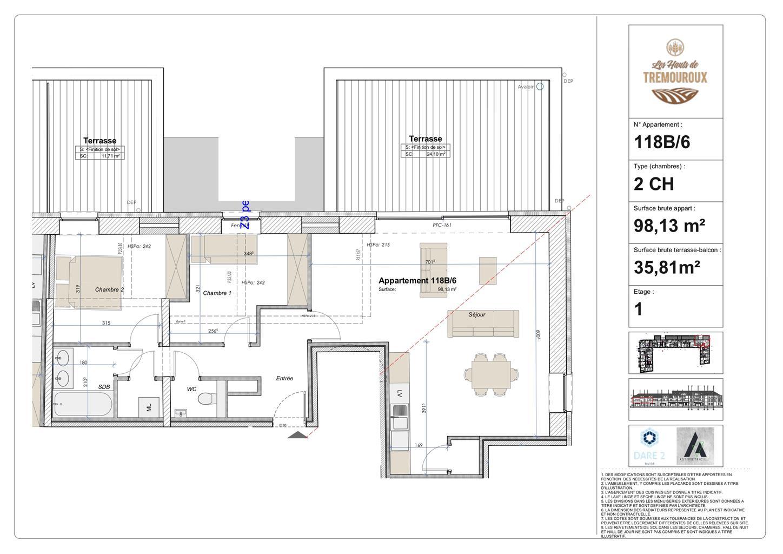 Appartement - Perwez - #4307239-24