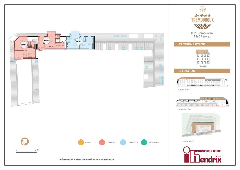 Appartement - Perwez - #4308023-4