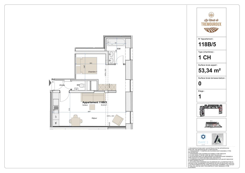 Appartement - Perwez - #4308023-25