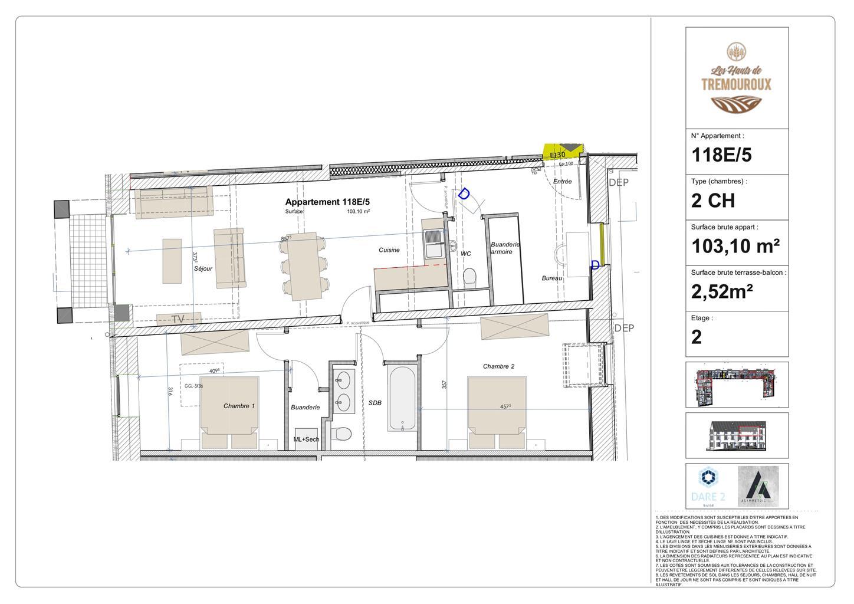 Appartement - Perwez - #4308146-24