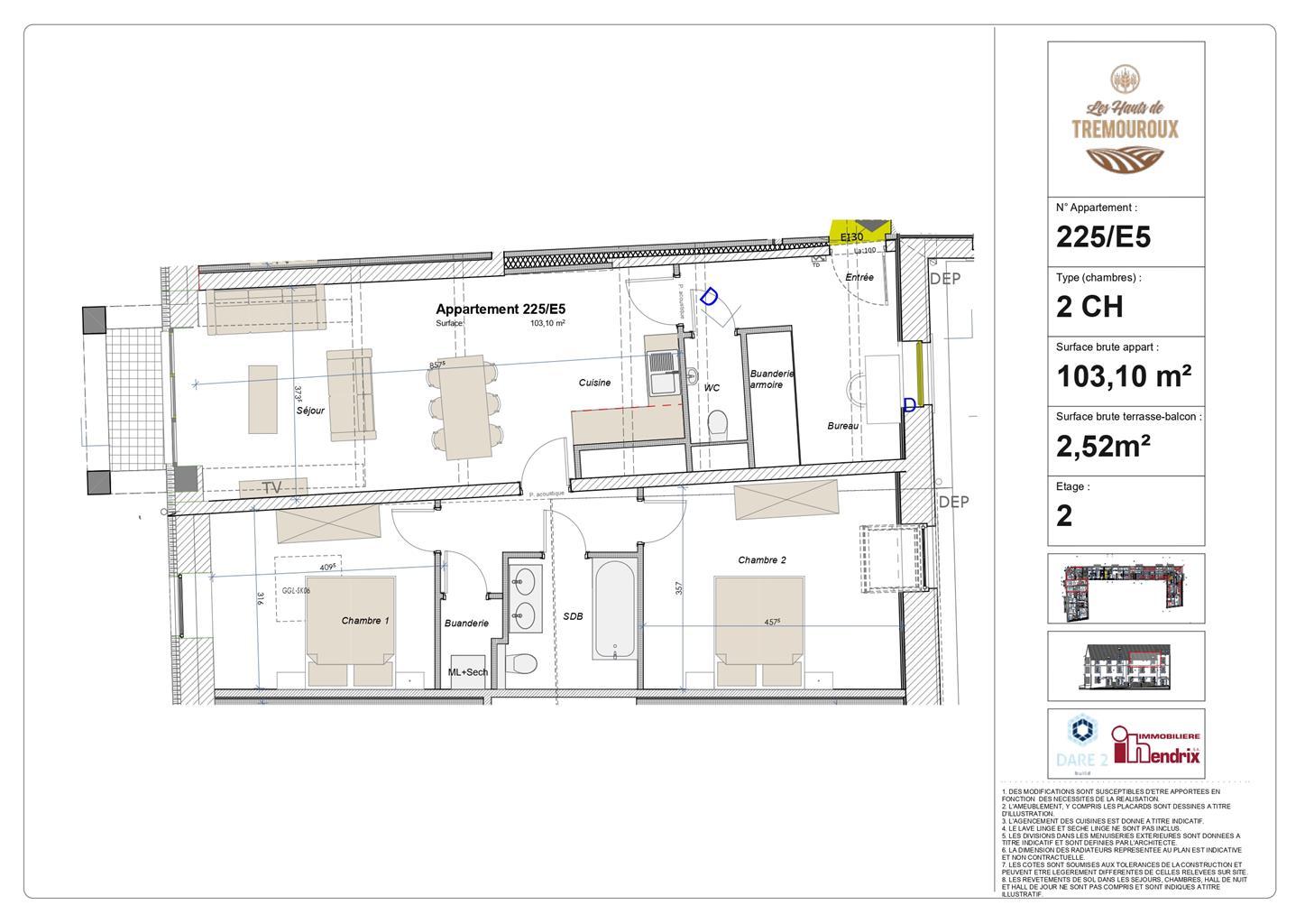 Appartement - Perwez - #4308146-0