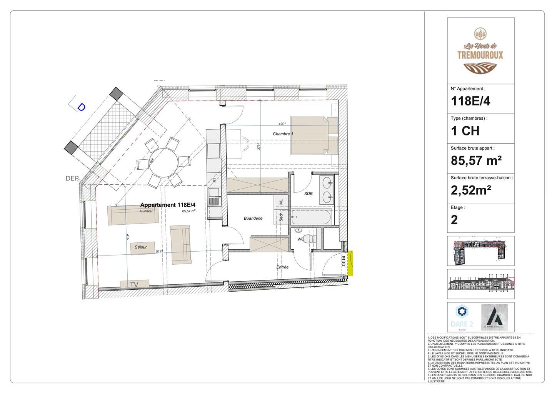Appartement - Perwez - #4308156-0