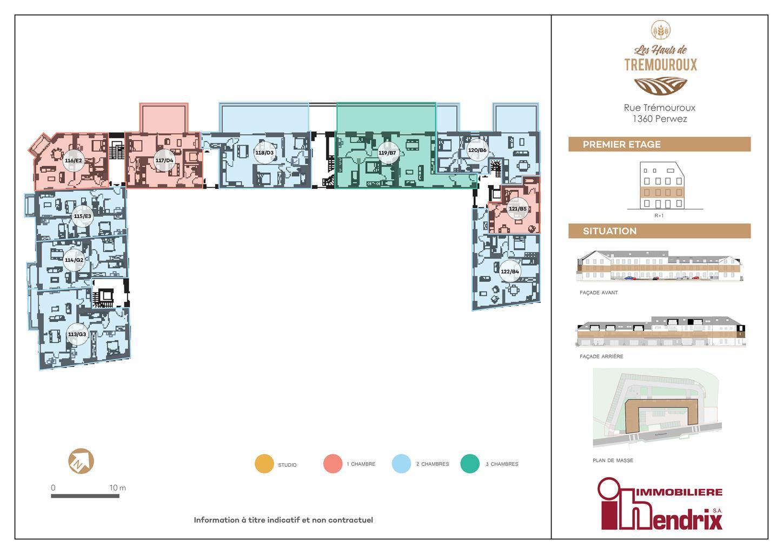Appartement - Perwez - #4308156-4