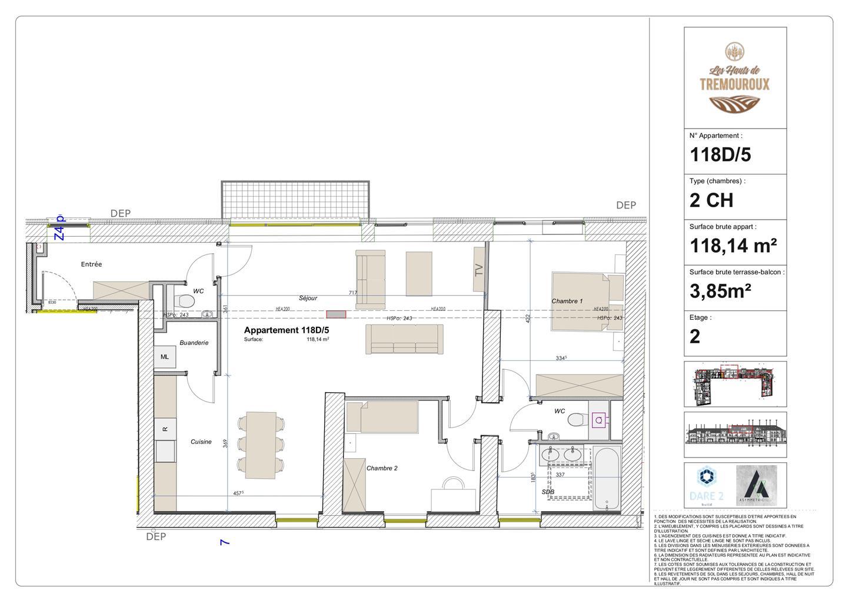 Appartement - Perwez - #4308164-24