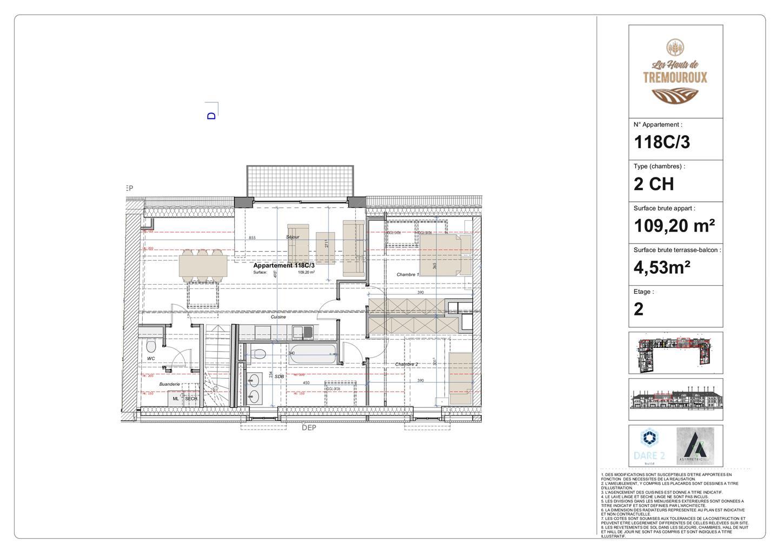 Appartement - Perwez - #4308172-24