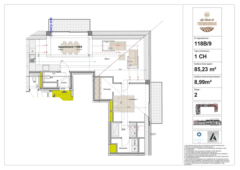 Appartement - Perwez - #4308180-24